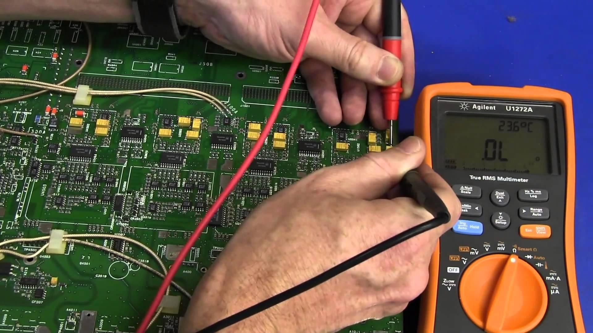 EEVblog #405 – Lecroy 9384C Oscilloscope Repair – Part 3