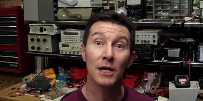 EEVblog #42 – Exploding Capacitors in High Speed