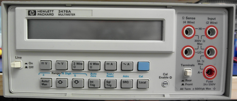 EEVblog #427 – HP 3478A Multimeter Teardown