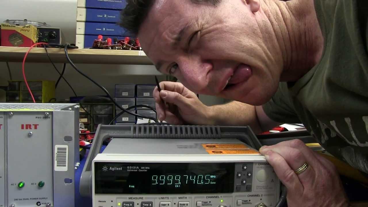 EEVblog #456 – CSIRO Rubidium Frequency Standard