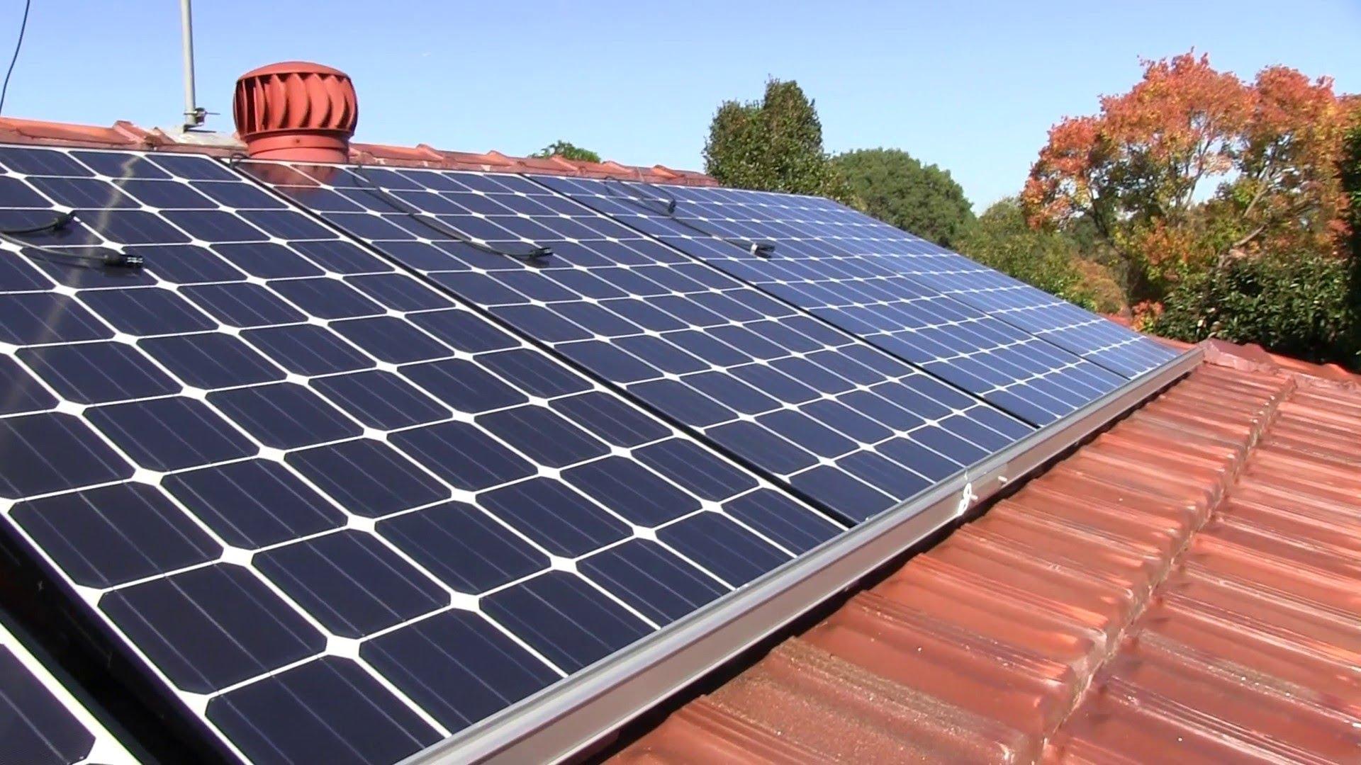 EEVblog #484 – Home Solar Power System Installation