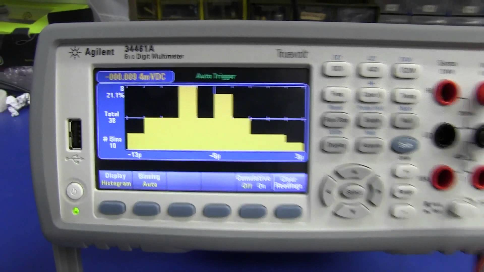EEVblog #489 – Agilent 34461A Multimeter Review