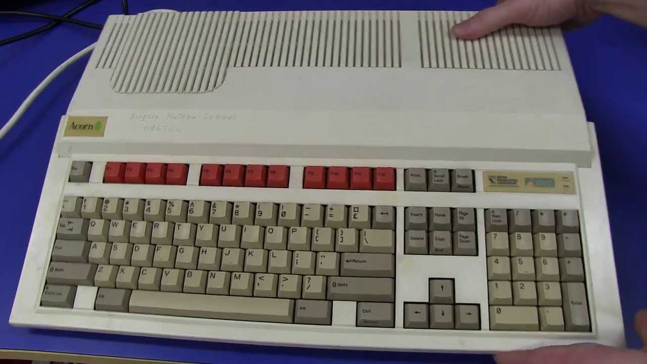 EEVblog #507 – The First ARM Computer – Acorn Archimedes A3000