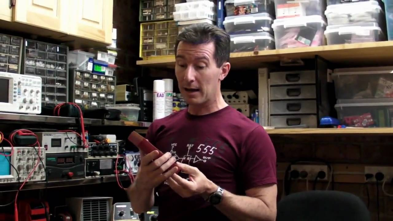 EEVblog #51 – A tour of the EEVblog Electronics Lab