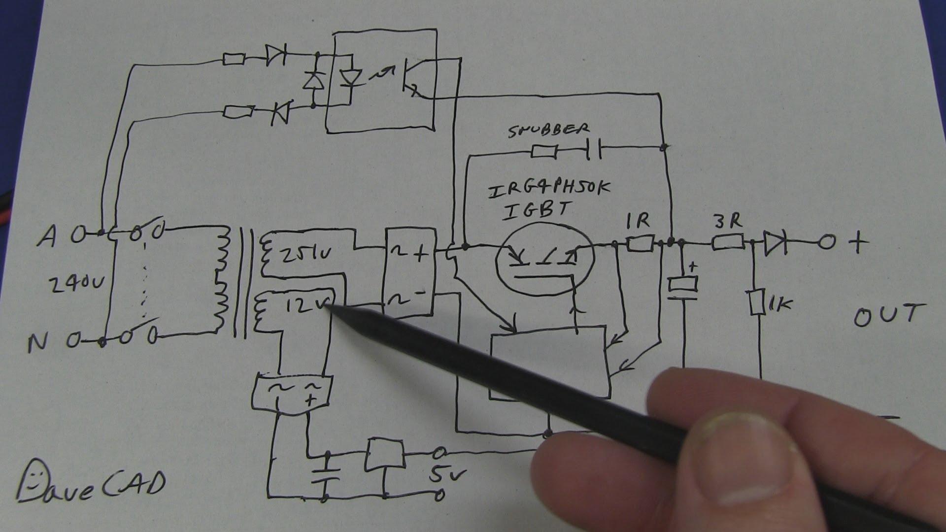 EEVblog #530 – Electrophoresis Power Supply Teardown
