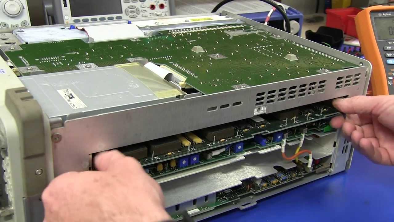 EEVblog #538 – HP35670A DSA Repair – Part 2