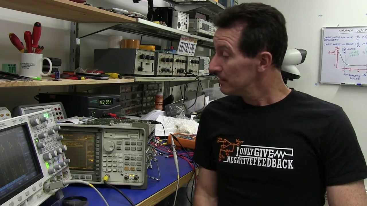 EEVblog #540 – HP35670A DSA Repair – Part 3