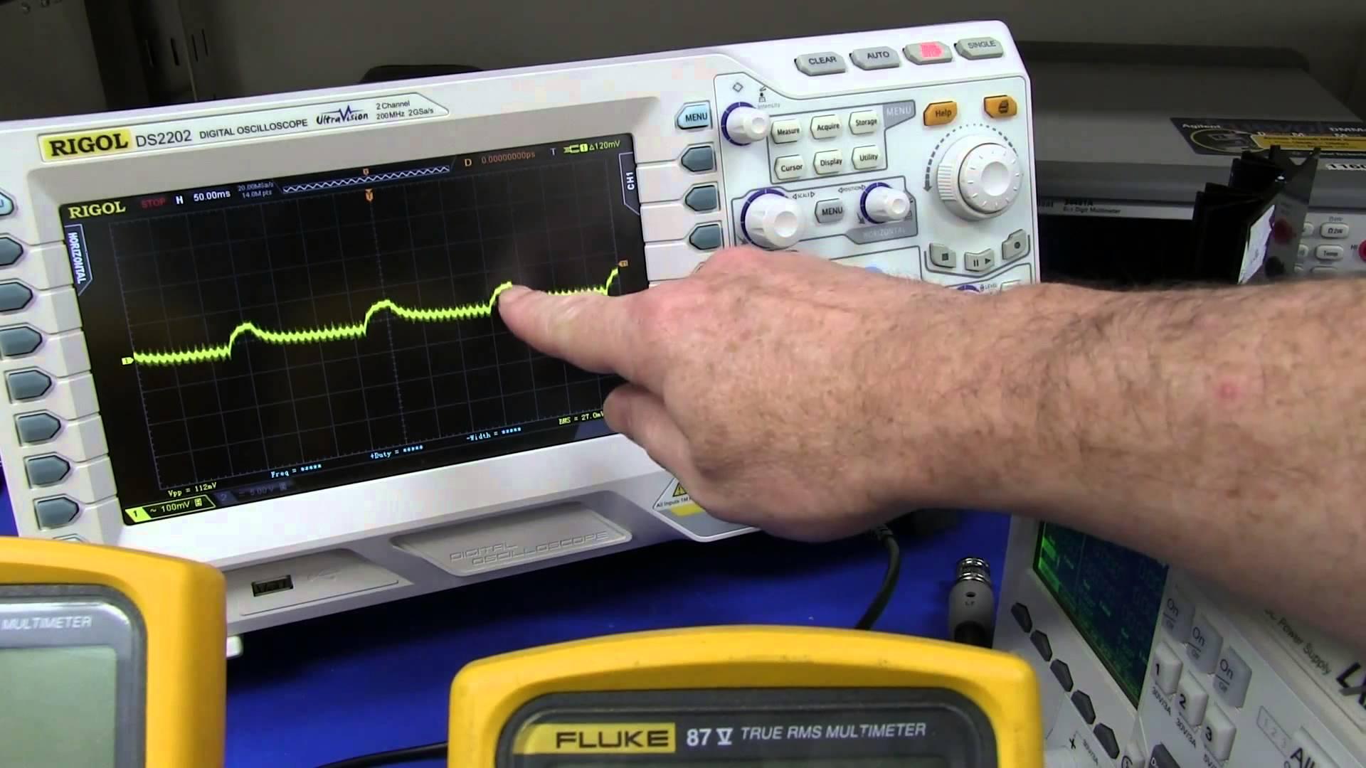 EEVblog #549 – Rigol DP832 Lab Power Supply Followup