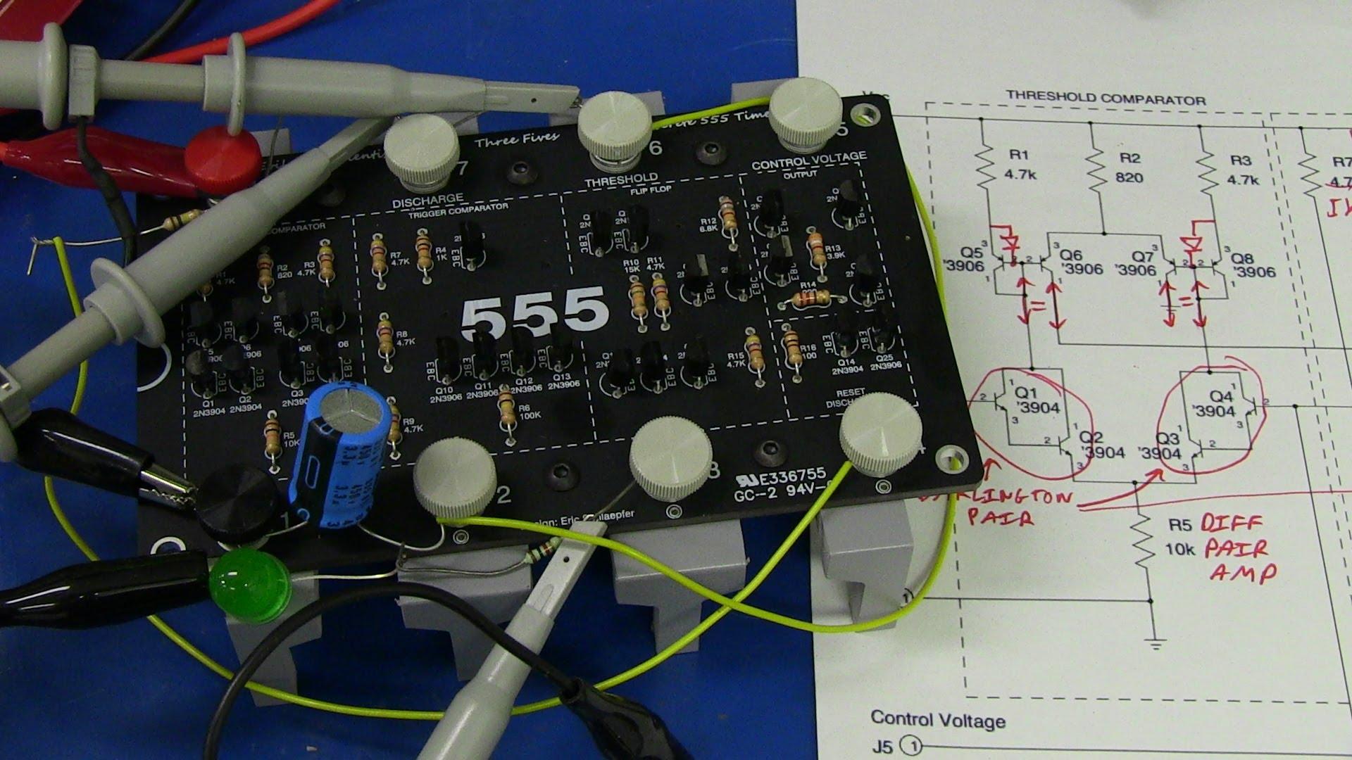 EEVblog #555 – 555 Timer Kit