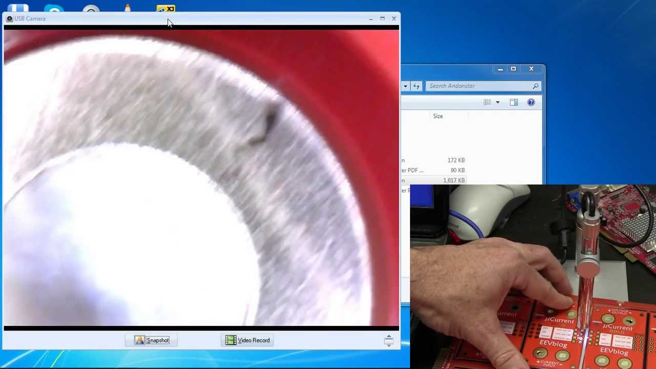 EEVblog #566 – Cheap USB Microscope Reviews