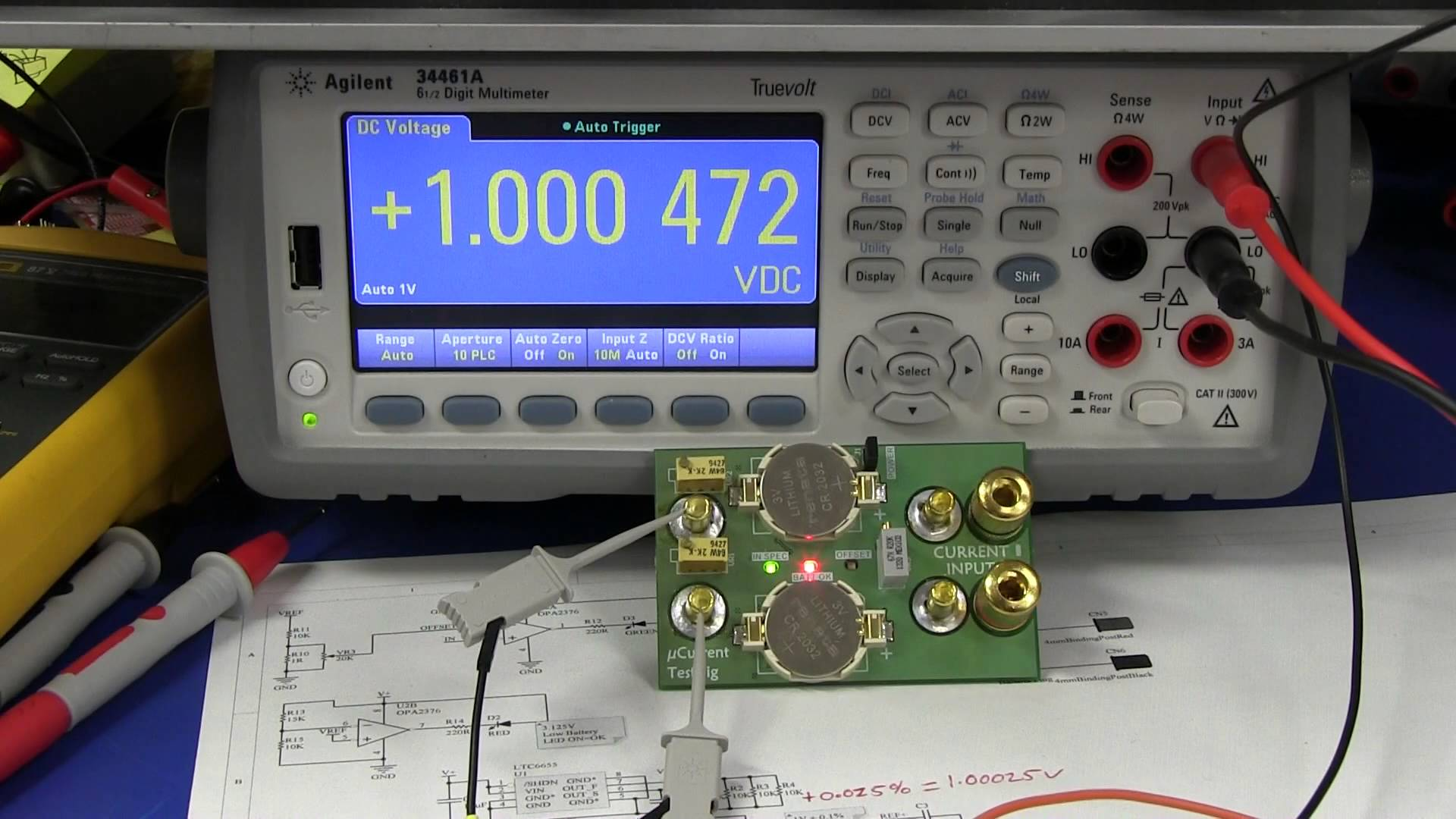 EEVblog #584 – What Effect Does Your Multimeter Input Impedance Have?