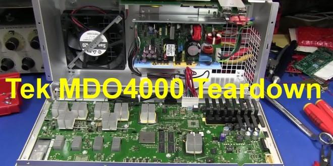 Eevblog 587 Tektronix Mdo3000 Mixed Domain Oscilloscope