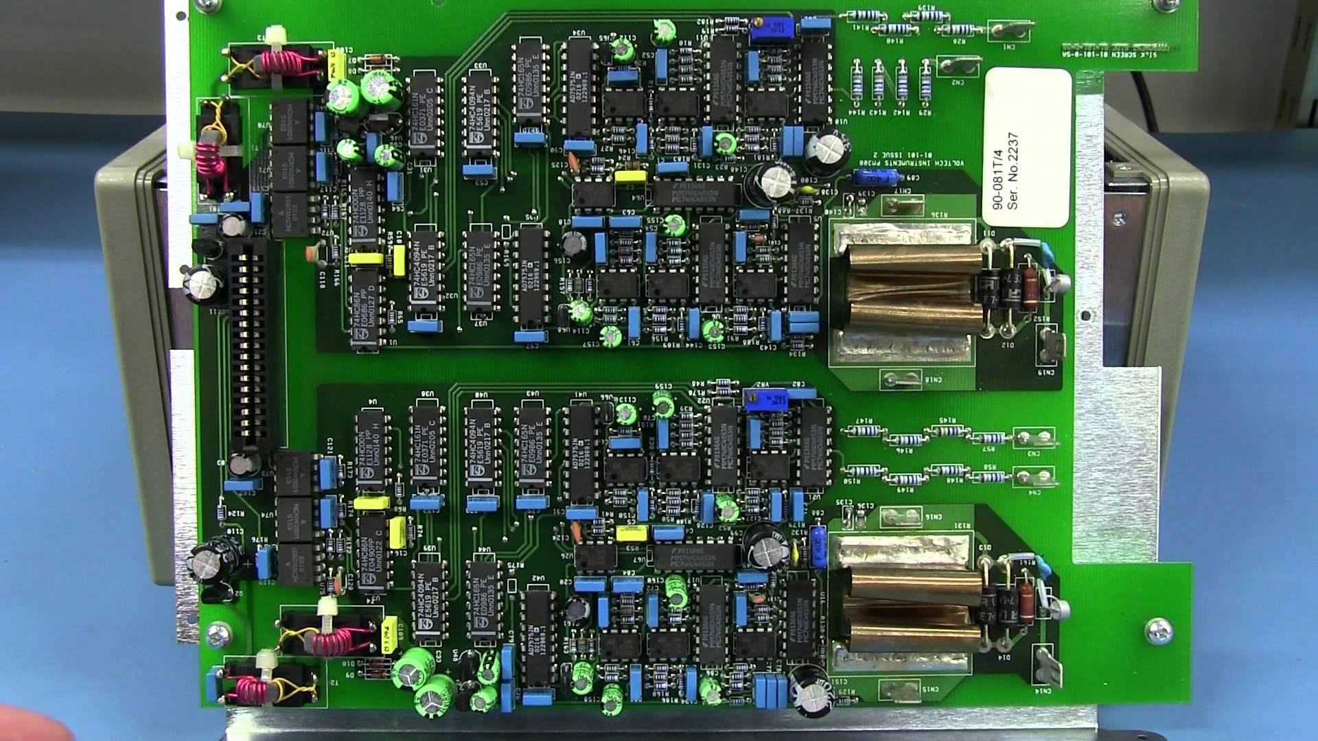 EEVblog #589 – Voltech PM300 Power Analyser Teardown