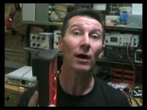 EEVblog #6 – Part 1 of 2 – Meterman 37XR Multimeter Review