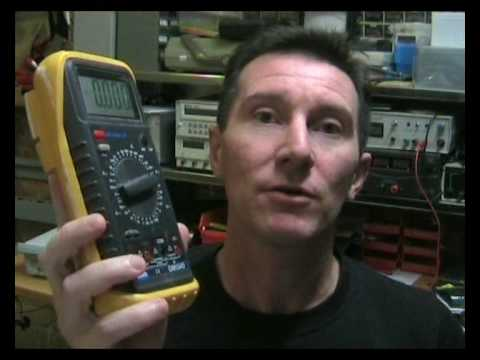 EEVblog #6 – Part 2 of 2 – Why cheap Chinese Multimeters suck