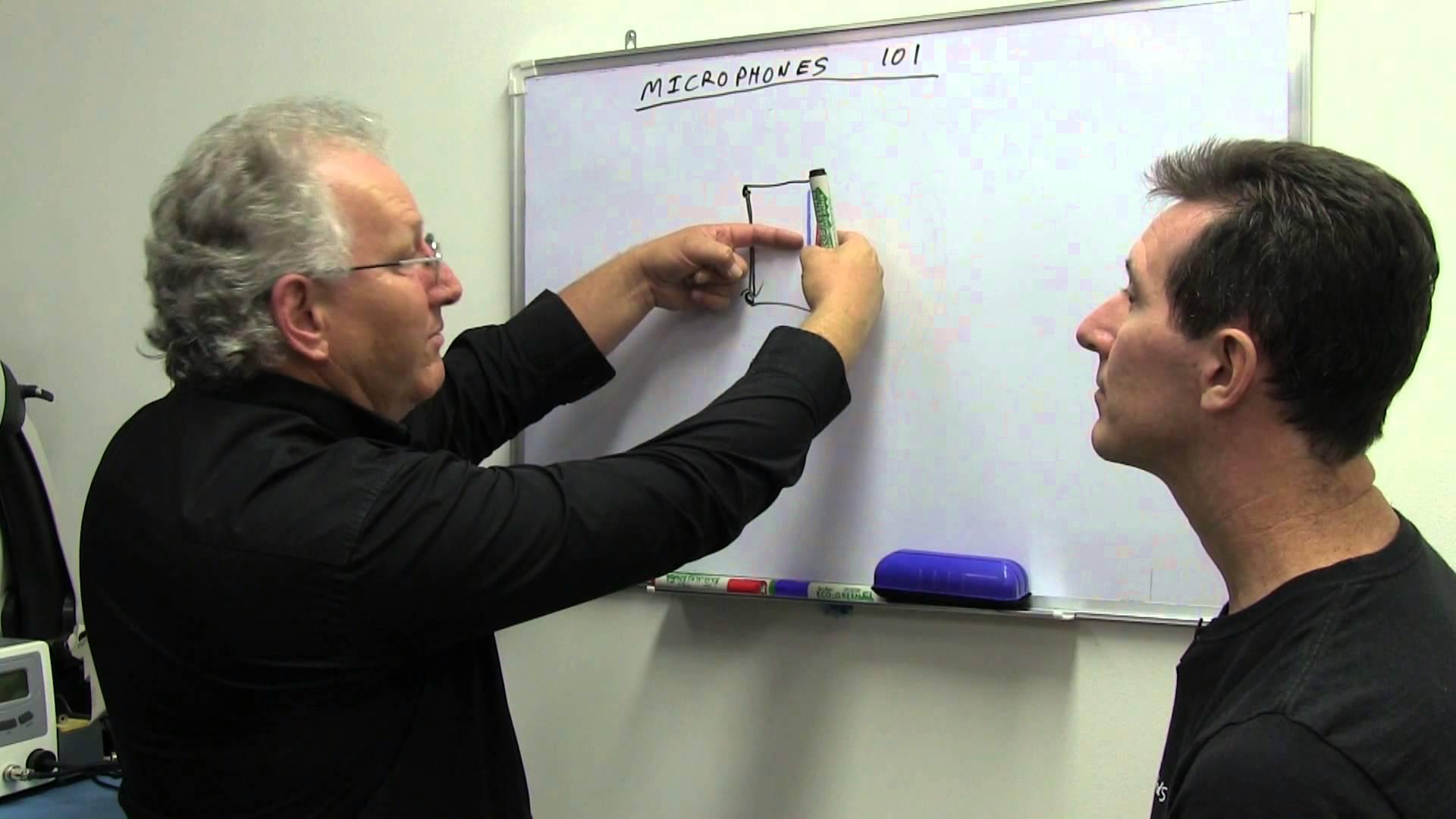EEVblog #608 – Condenser & Electret Microphone Construction