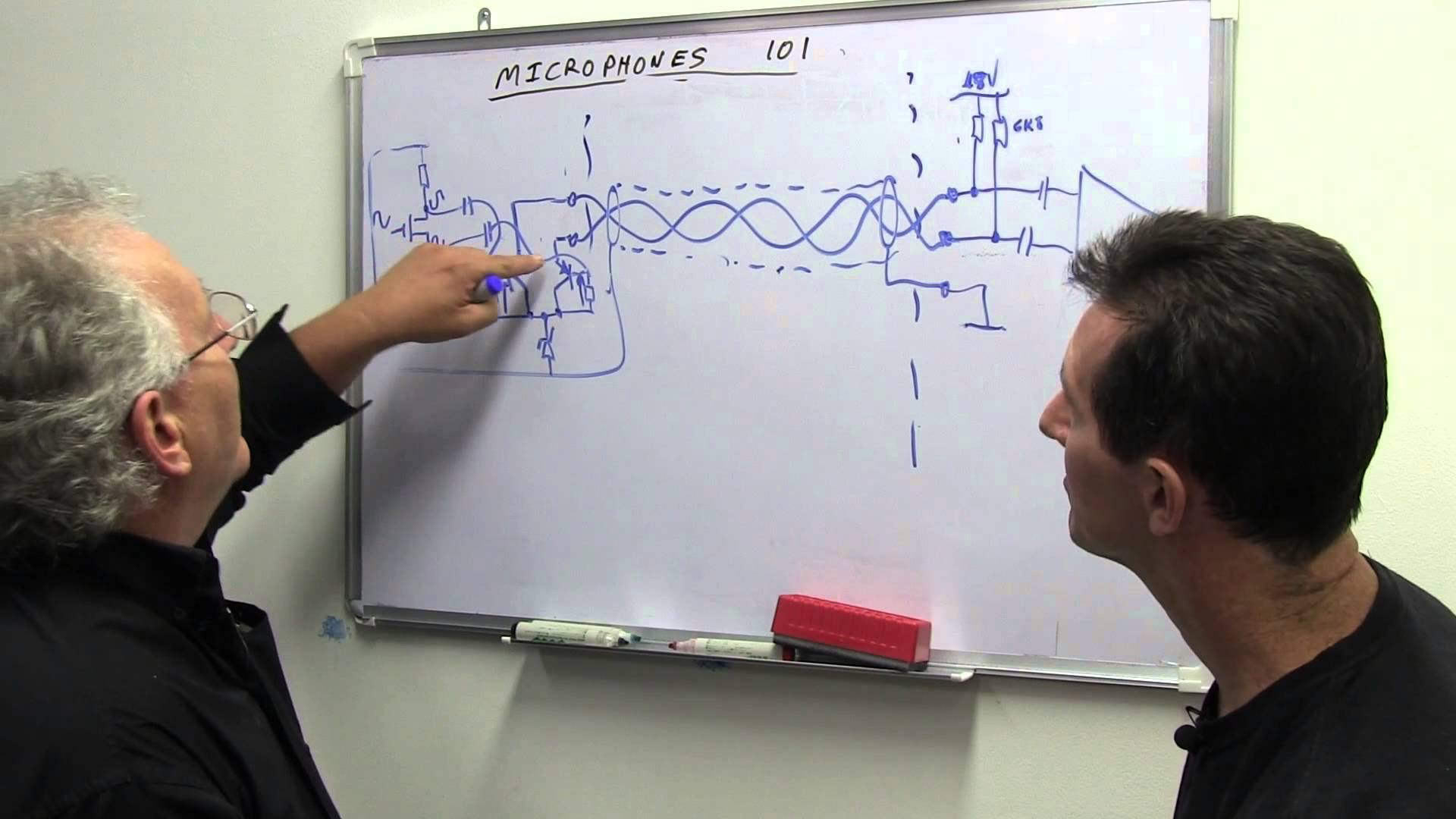EEVblog #616 – How Microphone Phantom Powering Works