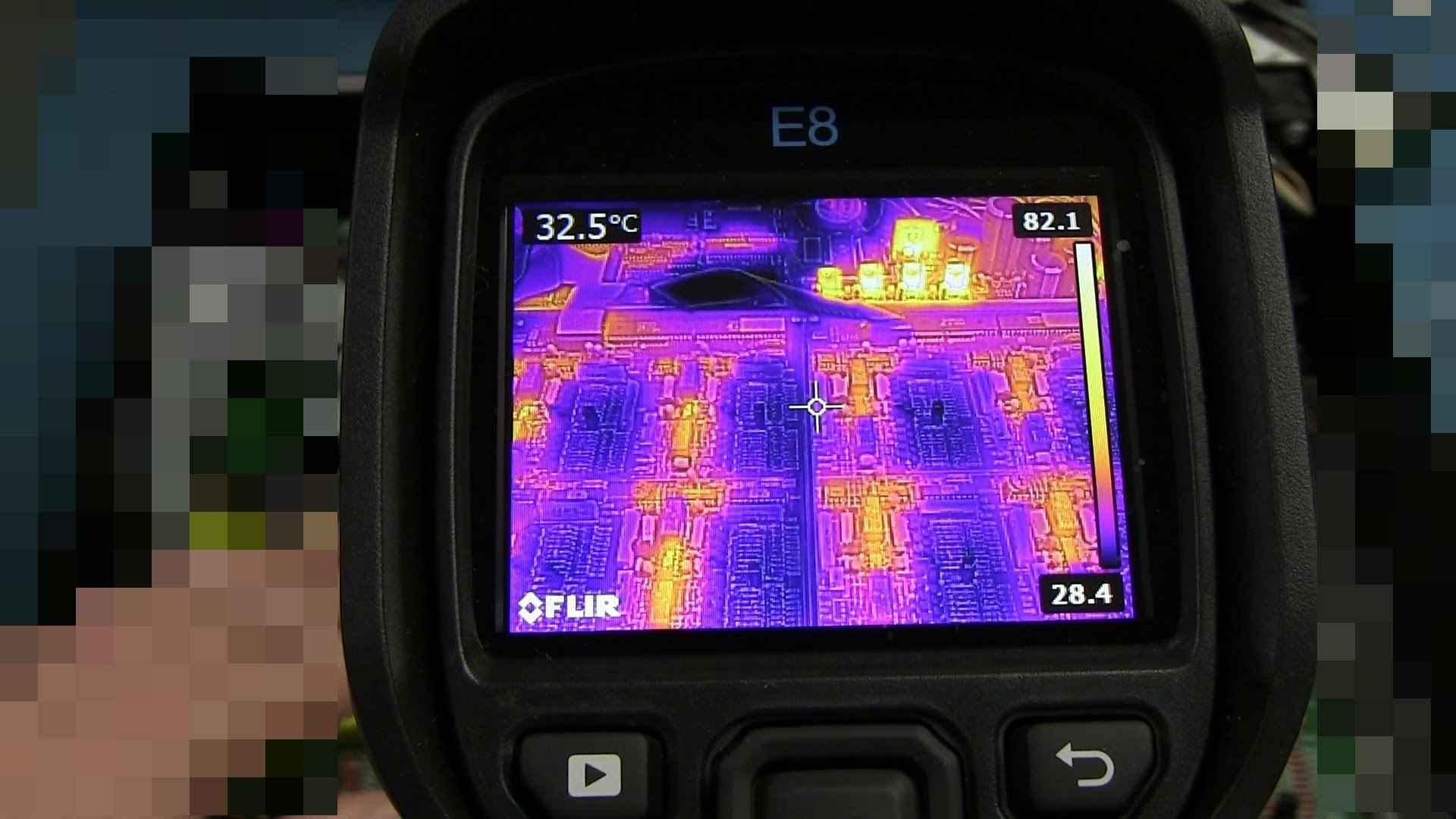 EEVblog #622 – How To See Through Objects With A Thermal Camera