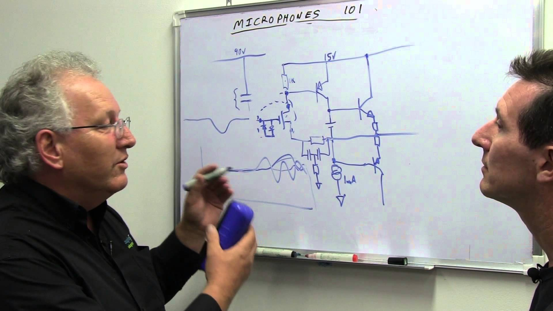 EEVblog #629 – How To Design a Microphone Preamplifier