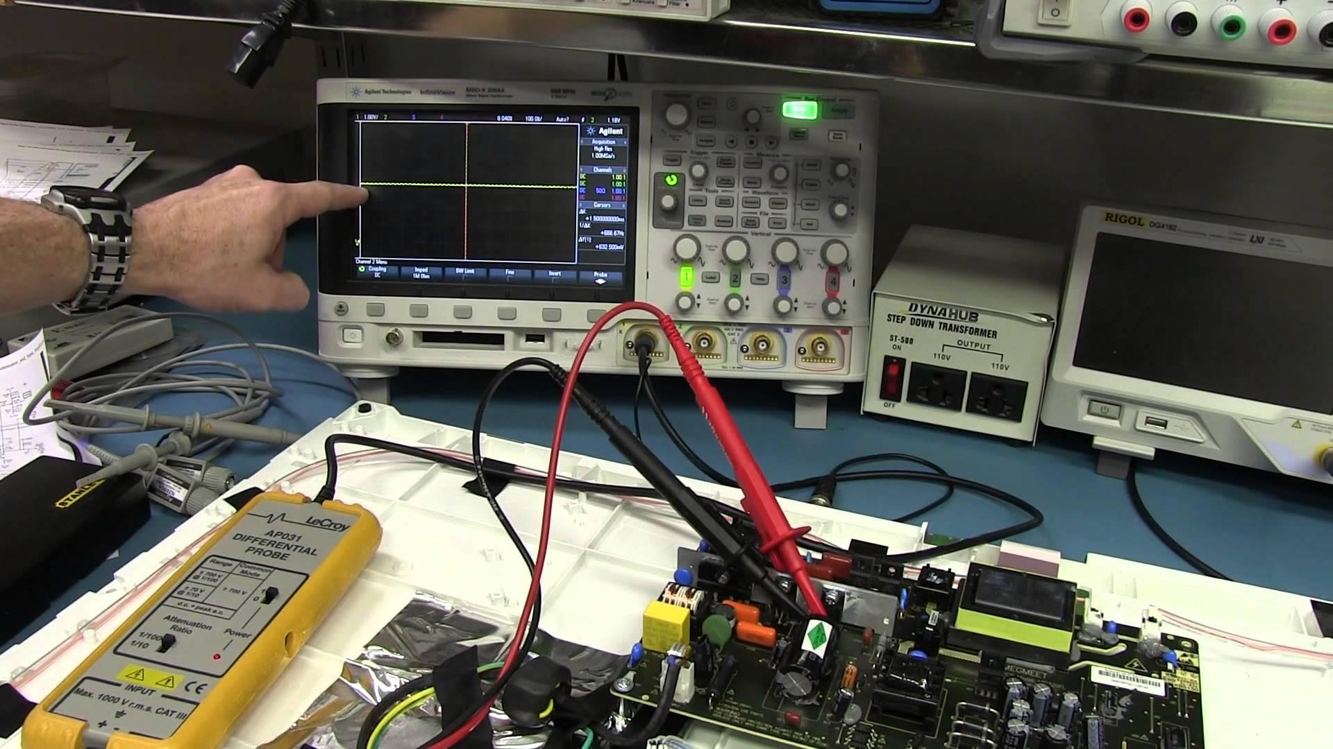 EEVblog #630 – Soniq LCD TV Troubleshooting Repair