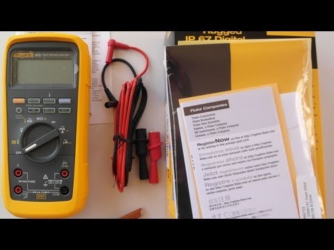 EEVblog #64 – Fluke 28 Series II Multimeter Review & Teardown