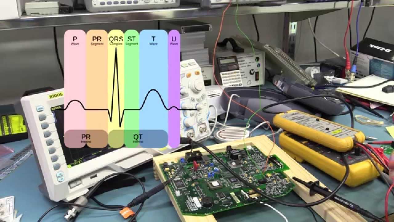 EEVblog #660 – Electrocardiogram (ECG) Experiments