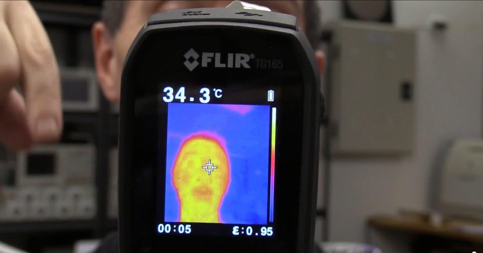 EEVblog #669 – FLIR TG165 Thermal Imager Teardown