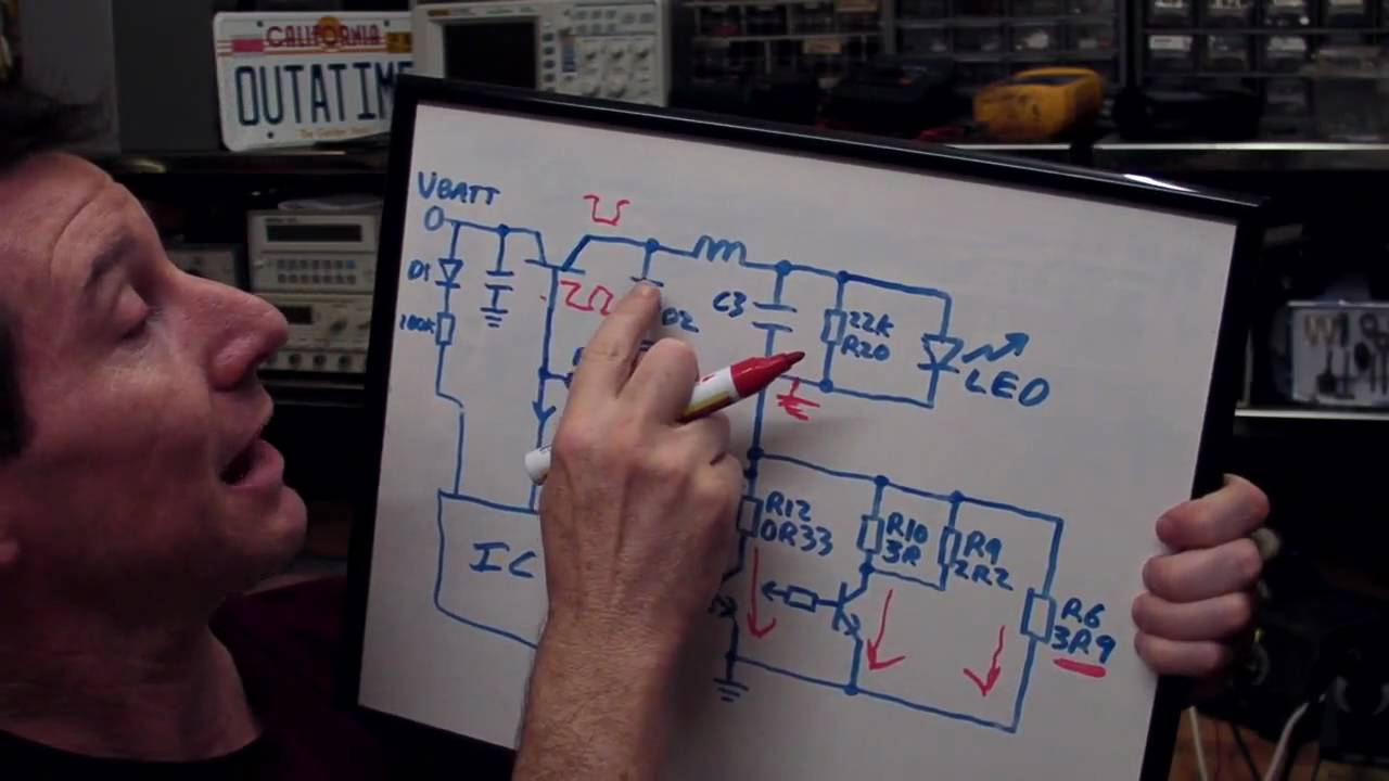 EEVblog #67 – Hacking the Princeton Tec EOS LED Headlamp with a Cree XPG