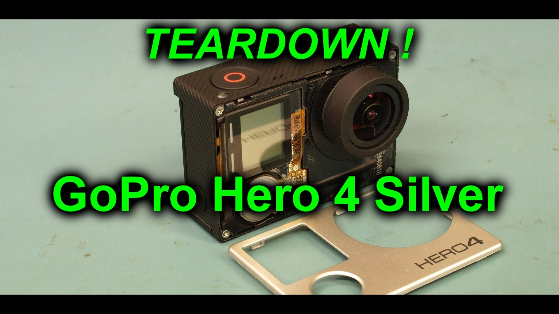 EEVblog #672 – GoPro Hero 4 Silver Teardown