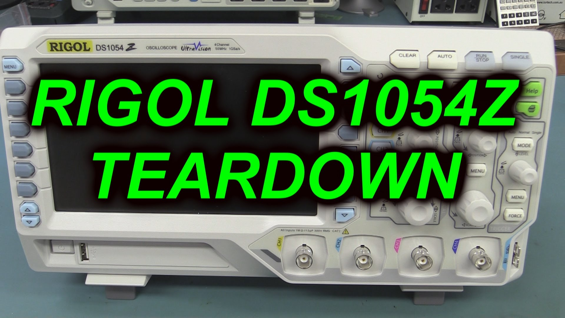 EEVblog #674 – Rigol DS1054Z Teardown