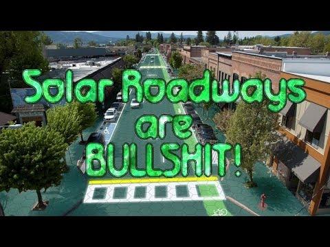 EEVblog #681 – More Solar Roadways BULLSHIT!