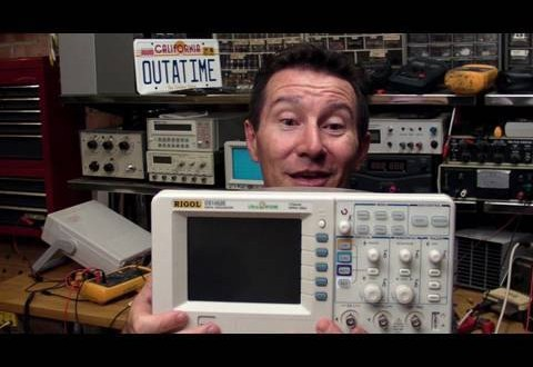 EEVblog #70 – Turn your Rigol DS1052E Oscilloscope into a 100MHz DS1102E (Hack)