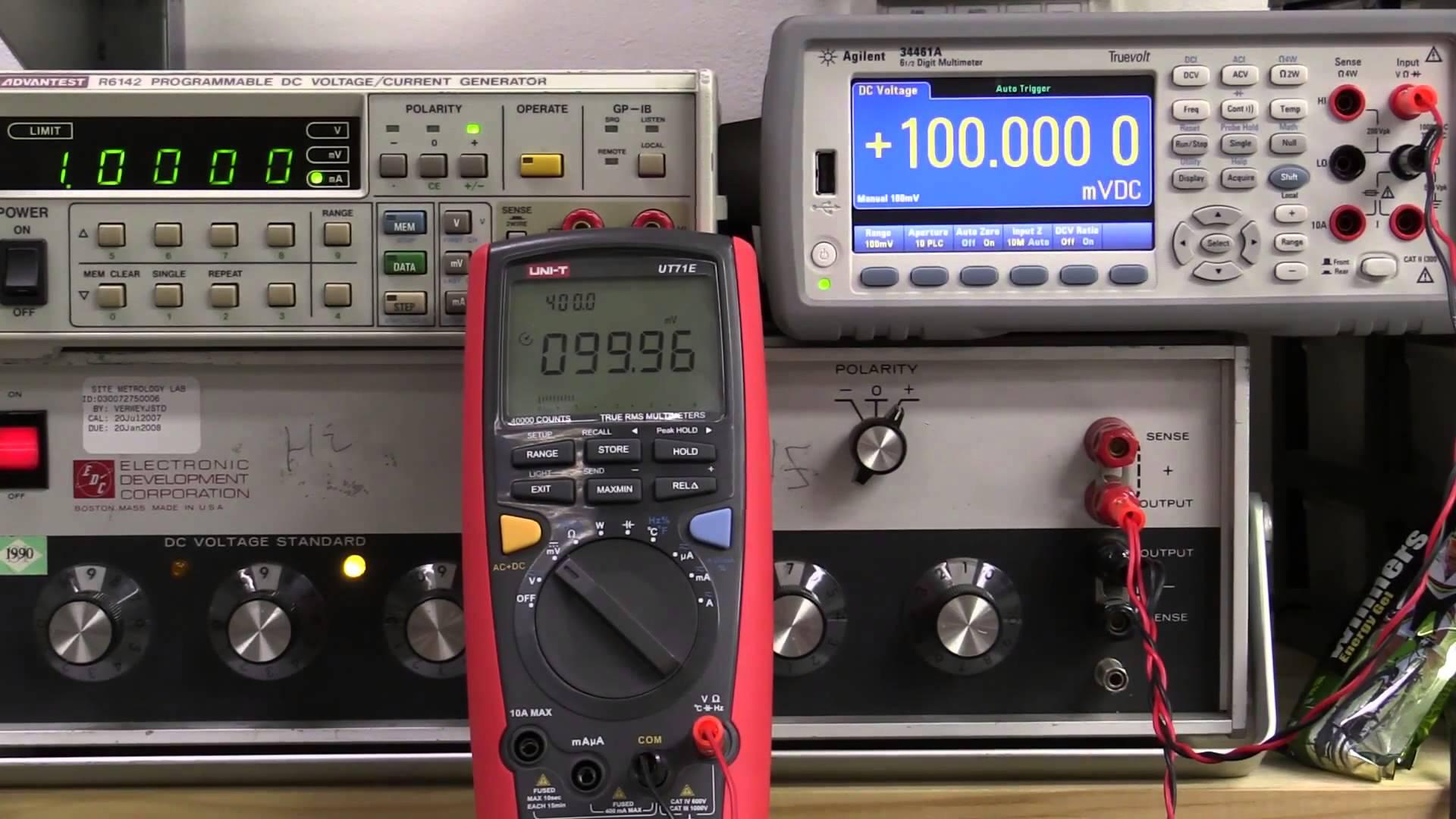 EEVblog #712 – Uni-T UT71E Multimeter (Why Uni-T Meters Suck)