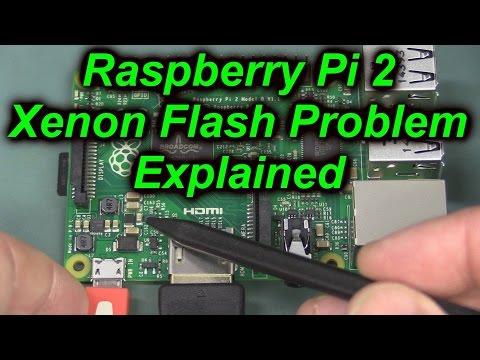 EEVblog #716 – Raspberry Pi 2 Xenon Flash Problem Explained