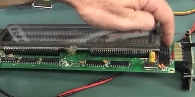 Eevblog 717 How To Hack Vacuum Fluorescent Displays