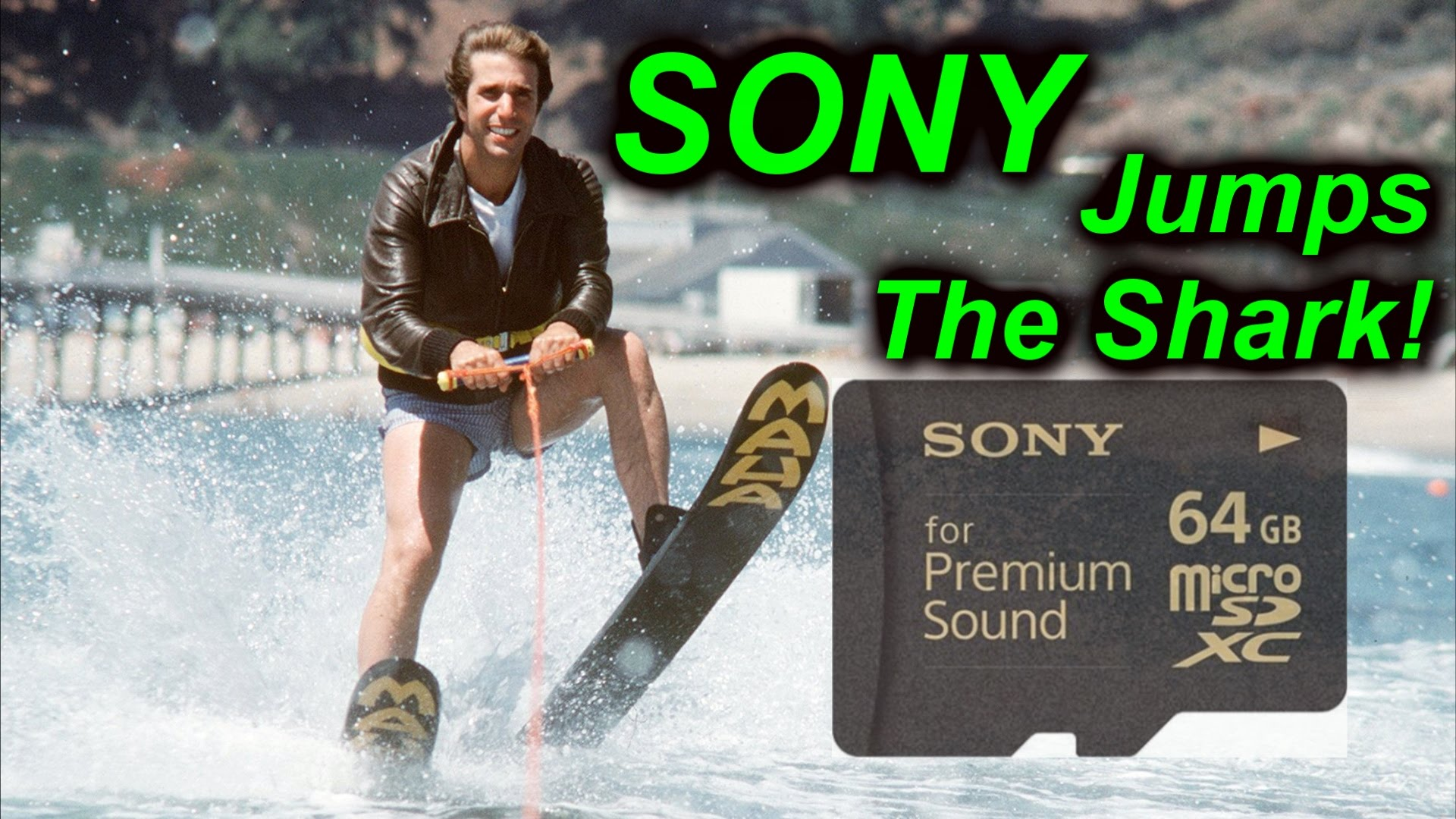 EEVblog #719 – Sony Low Noise Audiophile SDXC Memory Card