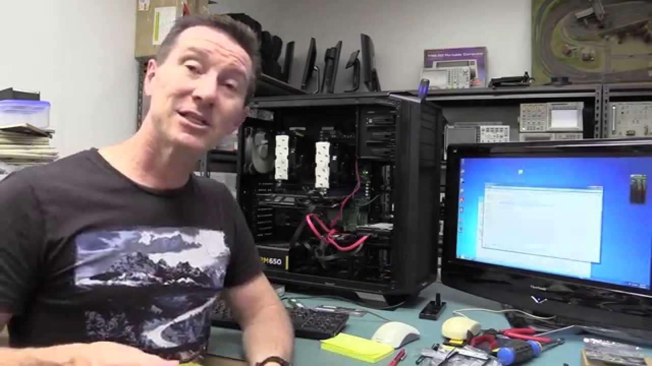 EEVblog #726 – Dual Xeon Video Editing Machine Build