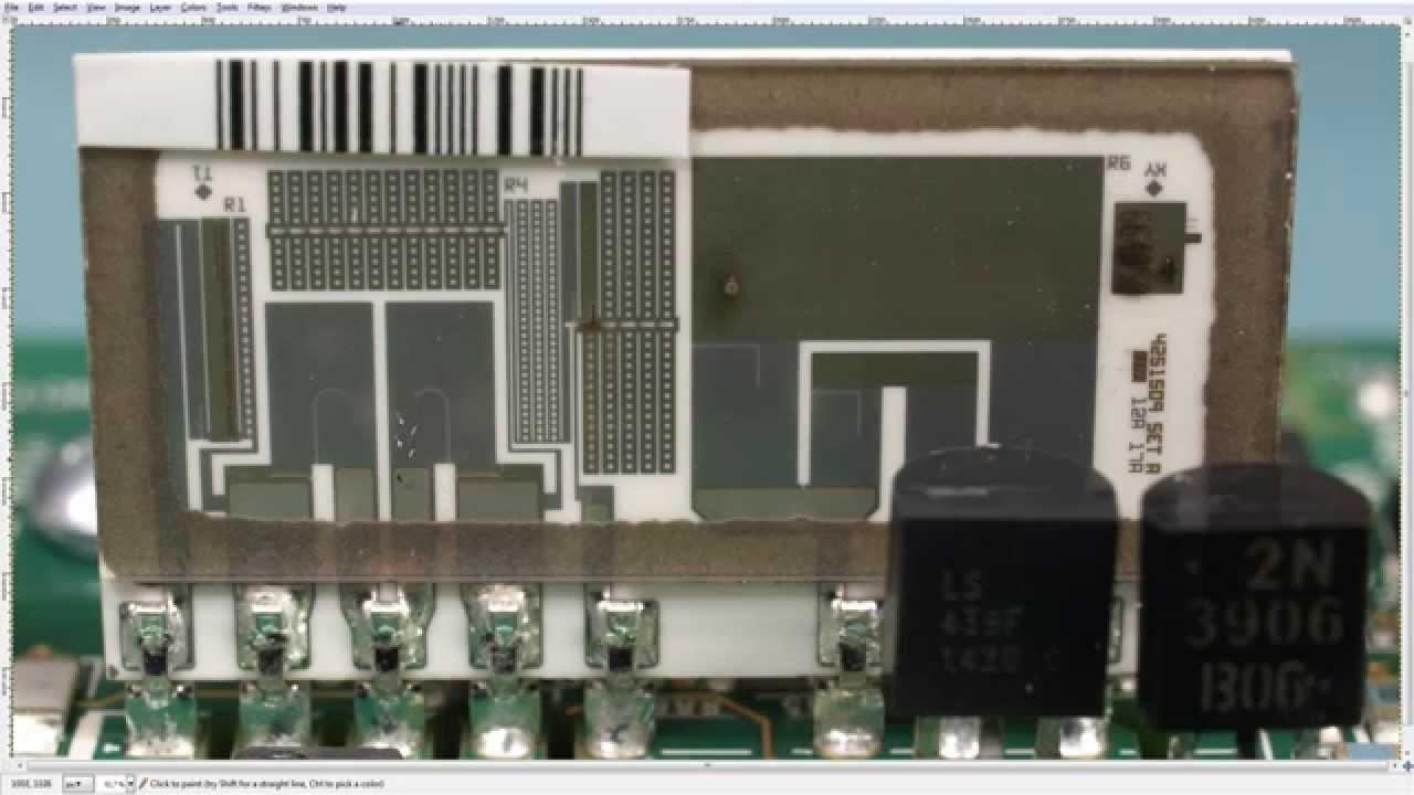 EEVblog #730 – Thin Film Resistor Networks