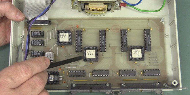 Oscilloscope Calibrator Using An Lm3909 Chip Circuit Diagram