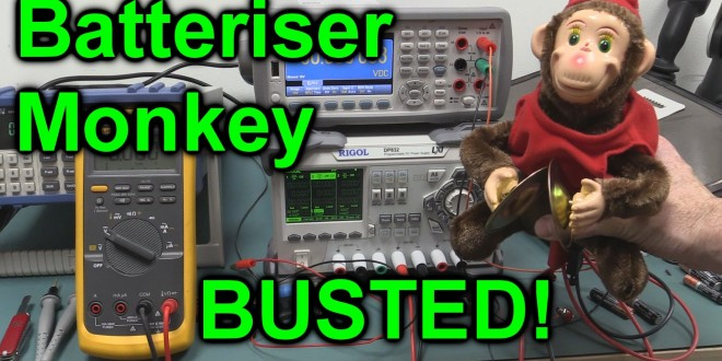 EEVblog #789 – Batteriser Monkey BUSTED!