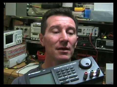 EEVblog #8 Part 2 of 2 – BK Precision 1697 Programmable Lab Power Supply