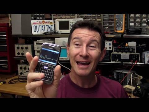 EEVblog #80 – Nokia E71 + Garmin Mobile XT = Embedded Hell