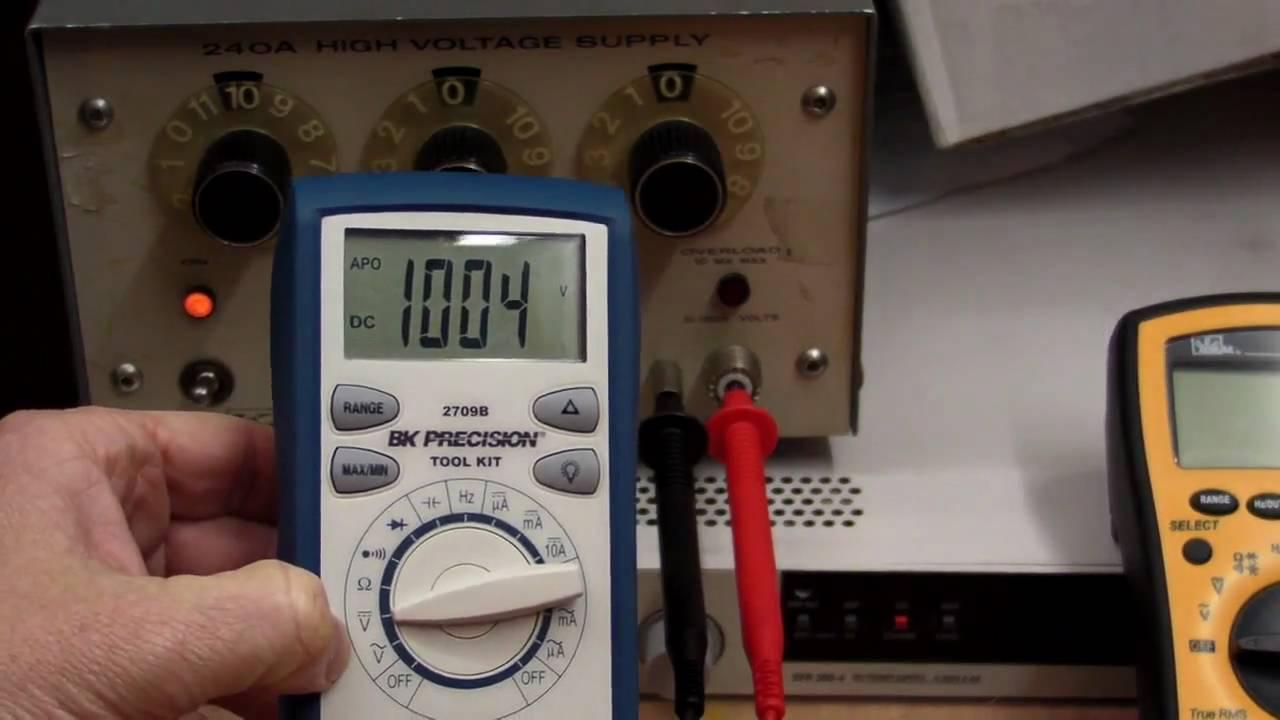 EEVblog #99 – $100 Multimeter Shootout – Extech Amprobe BK Precision Ideal UEi Uni-T PART 2of2