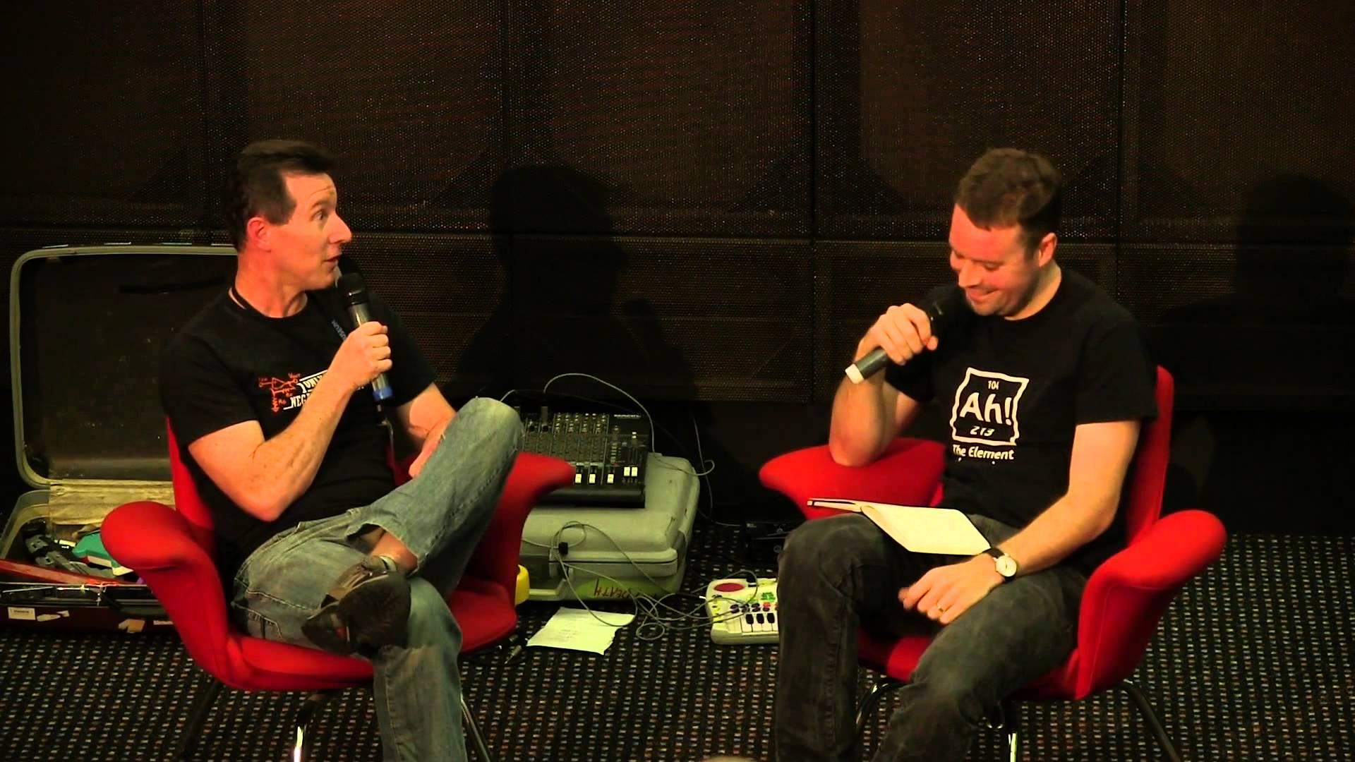 Maker Faire Sydney – Trends in Hardware Innovation Fireside Chat
