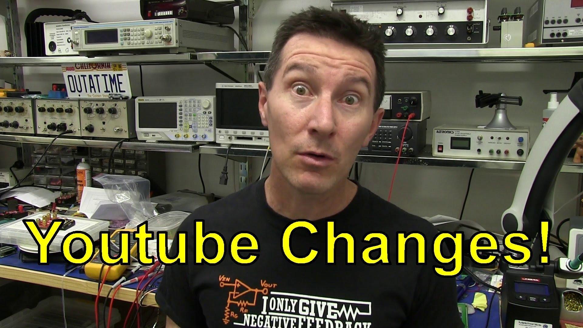 RANT: Big New Youtube Google+ Changes Nov 2013