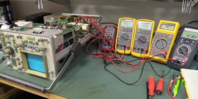 EEVblog #803 – HP1740A Analog Oscilloscope