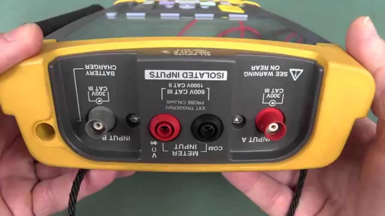 Eevblog 808 Fluke 196 Scopemeter Repair Eevblog The