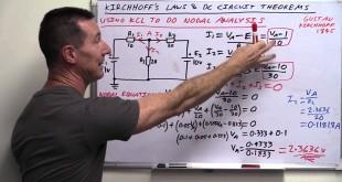 EEVBlog #819 – Kirchhoff's Laws Tutorial
