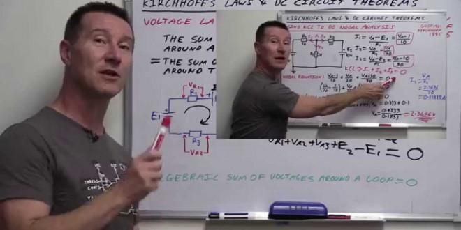 EEVblog #820 – Mesh & Nodal Circuit Analysis Tutorial