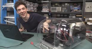 EEVblog #843 – David's rPrint 3D Printer Design